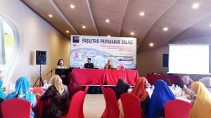 Pelatihan Sistem Pemasaran Oline Bagi UKM Di Lampung