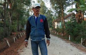 DD Tahun 2018, Tunasasri Perioritaskan Pembangunan Jalan Lingkungan
