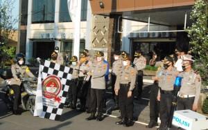 Polresta Bagikan 1000 Paket Sembako