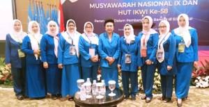 IKWI Lampung Dukung Indah Kirana Atal Jadi Ketum