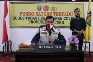 Kasus Pencabulan, Polda Lampung Tahan Oknum Petugas P2TP2A Lamtim