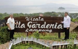 Pesawaran, Kawasan Wisata Penyangga Ibukota Provinsi