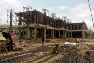 Pembangunan Gedung DPRD Pesibar, Kemungkinan Tidak Selesai Tepat Waktu