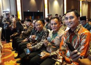 Tingkatkan Perekonomian Daerah, Nanang Ikut Rakornas Investasi