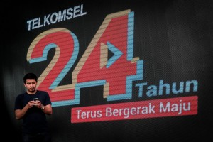24 Tahun, Telkomsel Komit Bangun Ekosistem Digital