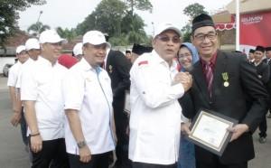 Karyawan PTPN VII Terima Penghargaan <i>Yubileum</i>