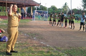 Puluhan Klub Ikut Turnamen Futsal Tulungagung CUP