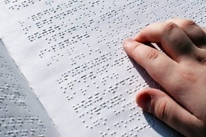 Perpusda Lampung Siapkan Buka Bacaan Berhuruf Braille