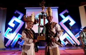 Mahasiswa Lampung Juara Umum Gebyar Nusantara 2017