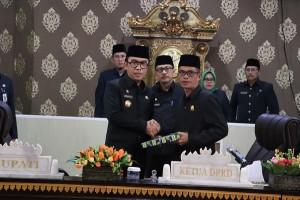 Pendapatan Kabupaten Waykanan Naik Rp51 Miliar