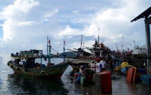Harga Ikan Naik, Omset Penjualan Tetap Normal