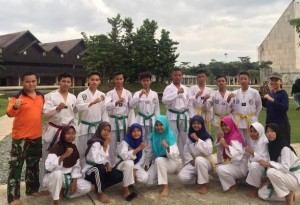 Kejurda Taekwondo Saburai Cup, Tubaba Kirim 13 Atlet