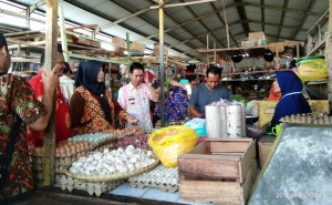 Jelang Ramadan, Pemkab Tanggamus Pantau Kebutuhan Pokok