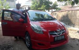 Ketua PAC PDIP Dapat Hadiah Mobil Dari Wiyadi