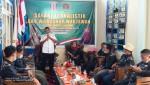 New Normal, Ketua PWI Lampung Ajak Wartawan Tetap Terapkan Protokol Kesehatan