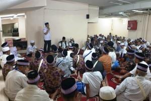Berbagai Kemudahan, Jemaah Haji Lampung Dapat Bimbingan Ibadah