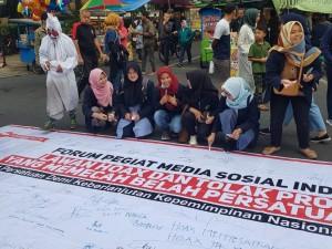 Semangat Kemerdekaan Indonesia, Semangat Kemenangan Melawan Hoax