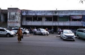 Pedagang Kecewa, Pemkot Abaikan Pemeliharaan Shoping Center