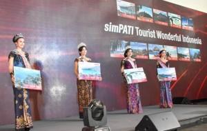 Telkomsel Hadirkan Perdana 'simPATI Tourist Wonderful Indonesia'