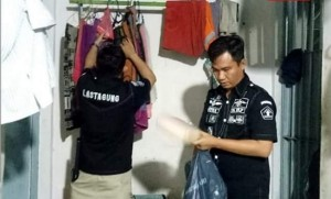 Usai Berbuka, Kamar Narapidana Lapas Kotaagung Digeledah