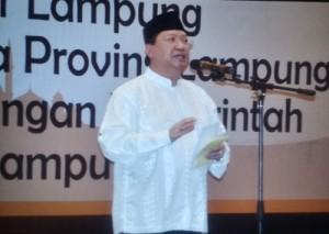 Bertugas Sebagai Pj Gubernur Lampung, Rencana Mudik Batal
