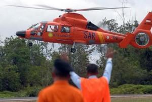 Helikopter Basarnas Hilang Kontak Di Temanggung