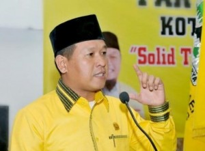 Didukung PK, Yuhadi Dipastikan Kembali Pimpin Golkar Kota