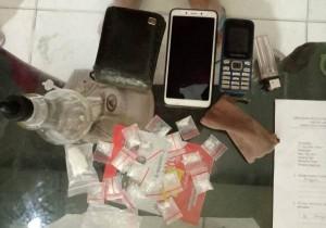 Ditemukan 18 Paket Sabu, Tukang Las Ditangkap Polisi