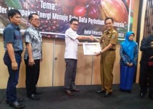 Versi BPS Lampung, PTPN VII Jadi Perusahaan Perkebunan Terbaik