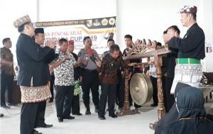 Fauzi Hasan Buka Kejuaraan Pecak Silat Cup 2019