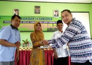 Sambut Ramadan, PTPN VII-Polres Lamteng Gelar Sosialisasi Narkoba