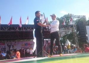 Pujo Metro Siap Menangkan Jokowi - Ma'ruf Amin