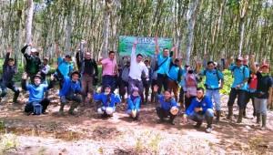PKL Di PTPN VII, Mahasiswa Polinela Didorong Pelajari Dunia Perkebunan