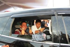 Semobil Dengan Jokowi, Khamami Sampaikan Tiga Harapan