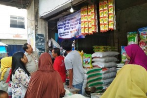 Bulog Lampung Serap 80 Ribu Ton Beras
