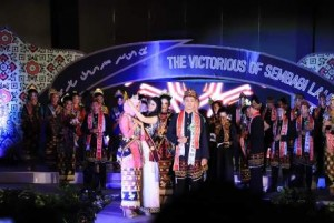 Mega Diana Dari Tanggamus Juara I Muli 2020 Lampung