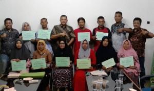 Dana PKBL, PTPN VII Unit Way Berulu Salurkan Rp134 Juta