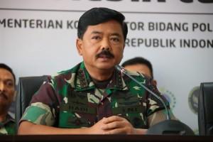 Lampung Terjadi Anomali Data Covid-19, Panglima TNI: Contohnya Di Waykanan