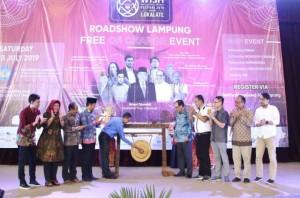 WISH Festival Lampung 2019, Ini Harapan Gubernur Arinal Djunaidi