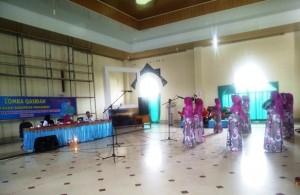 Bupati Tanggamus Buka Lomba Qasidah HUT Kabupaten