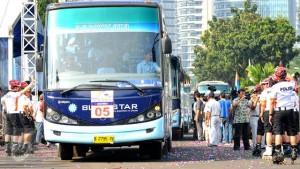 Jasa Raharja Lampung Gelar Mudik Gratis
