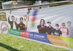 Saksikanlah, Penampilan Via Vallen Dan Hijau Daun Di Bandarjaya