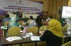 150 Pegawai Bank Lampung Berlatih Sortir Uang