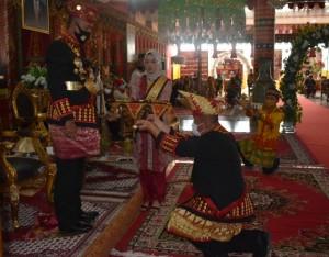 Seangkonan Semuaghian, Yusuf Kohar Bergelar Raja Memerintah Mangkunegara
