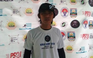 Krui Surf 2018 Berlangsung Meriah