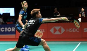 Ganda Putri Indonesia Ke Final Malaysia Master
