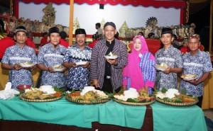 Wabup Pringsewu Ajak Lestarikan Budaya Daerah
