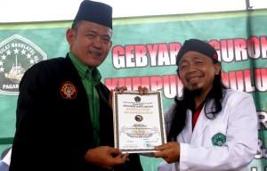 Fauzi Jadi Dewan Kehormatan Pendekar Pagar Nusa