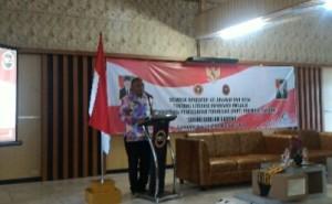 Cegah Terorisme, FKPT Lampung Gandeng Aparatur Desa