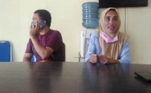 Istri Oknum ASN Lapor Propam Polda Lampung
